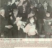 Alfons Robben 103 jaar oud