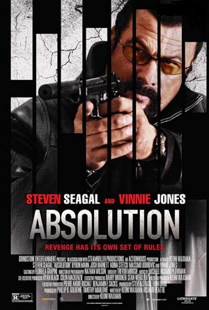 Absolution 2015 poster