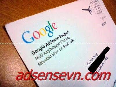 Vì sao bạn không nhận được mã pin của Adsense?