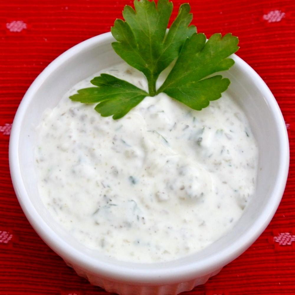 Mom, What's For Dinner?: Green Tartar Sauce