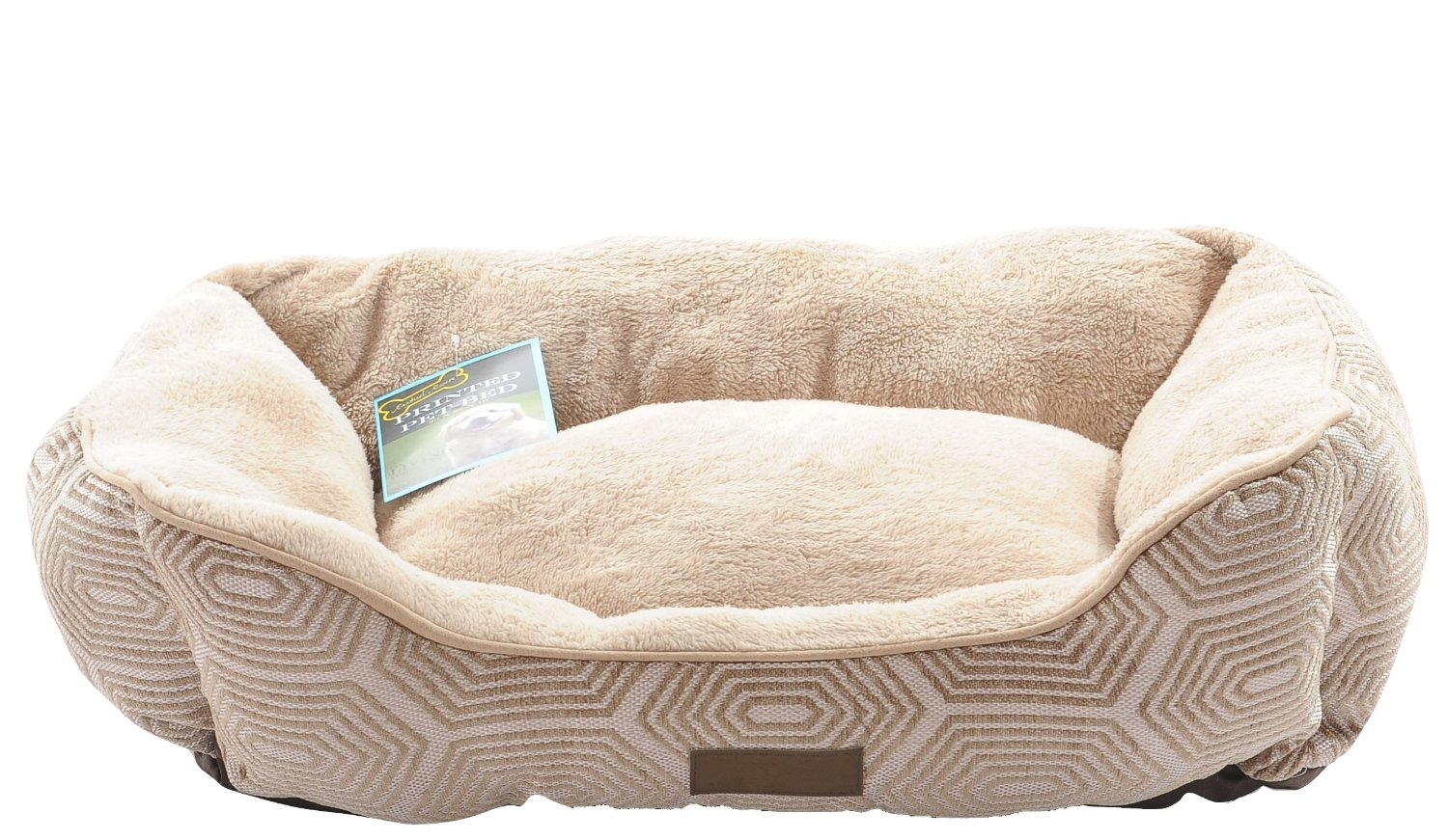 Not just another southern gal comfy pooch plush soft pet bed review Comfy couch dog bed