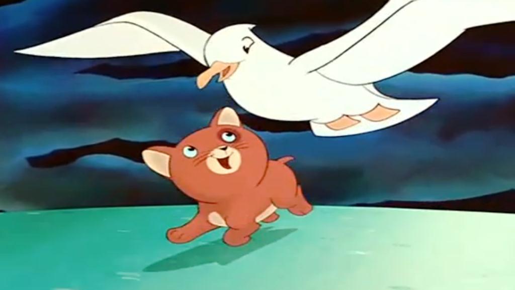 le enseno a volar a una gaviota resumen: