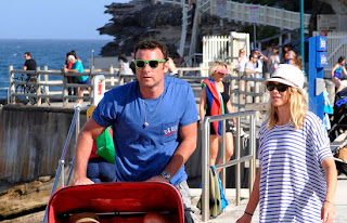 Naomi Watts Husband Liev Schreiber 2013