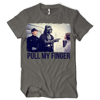Dath Vader Star Wars T shirt