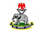 Nigeria Police Elephant logo