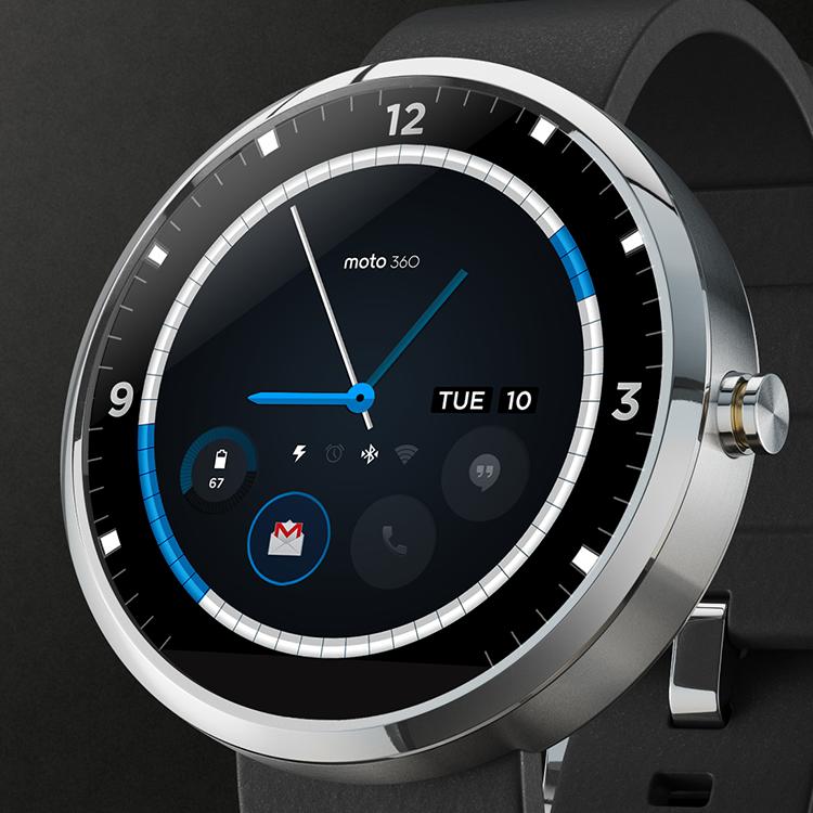 Motorola Moto 360 smartwatch is in stock