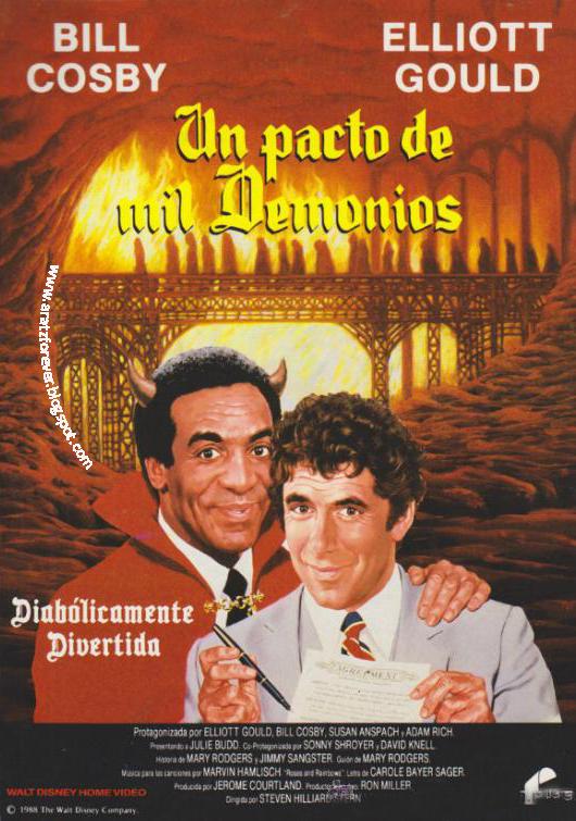 Un pacto de mil demonios, Disney, Bill Cosby, Elliot Gould