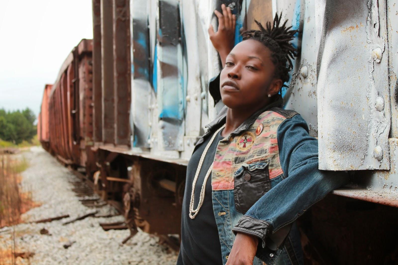 HipHopOnDeck Exclusive Interview w/ Kia Rap Princess / www.hiphopondeck.com