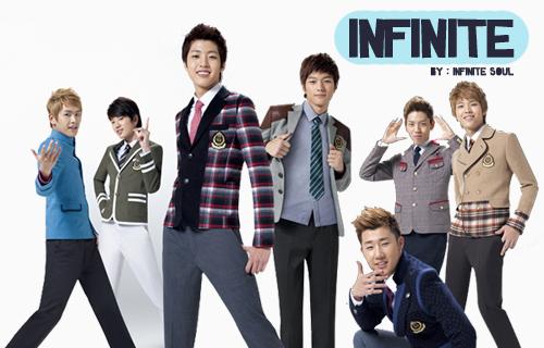 Countless = Infinity: Infinite 인피니트