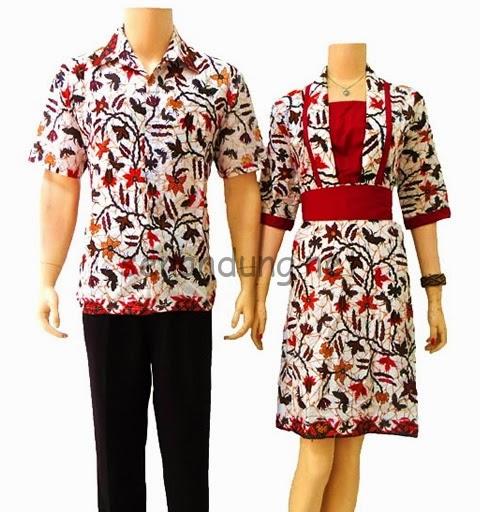 baju batik sarimbit couple pasangan
