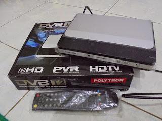 SET TOP BOX DVBT2
