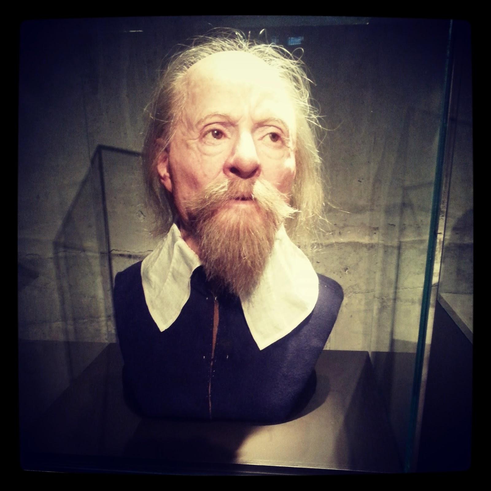 "Vasa múzeum- ""face to face"""
