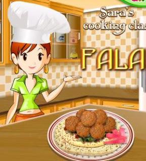 Sara Cocina Falafel