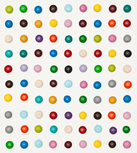 Henry Hargreaves spots damien hirst