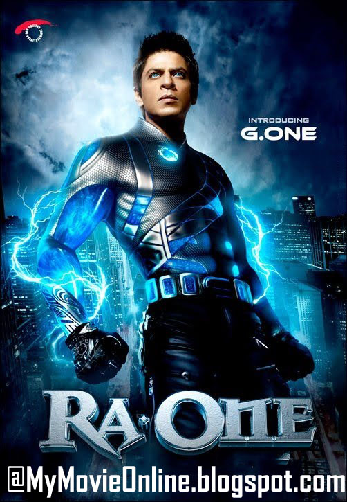 RA ONE 2011 Online