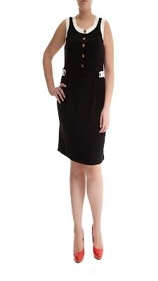 koton büyük beden elbise modelleri-5