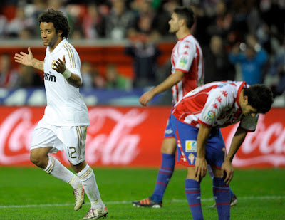 Sporting Gijon 0 - 3 Real Madrid (3)
