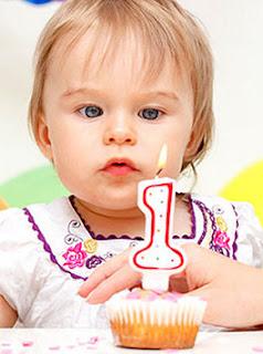 Cumpleaños de los bebes o babyshower
