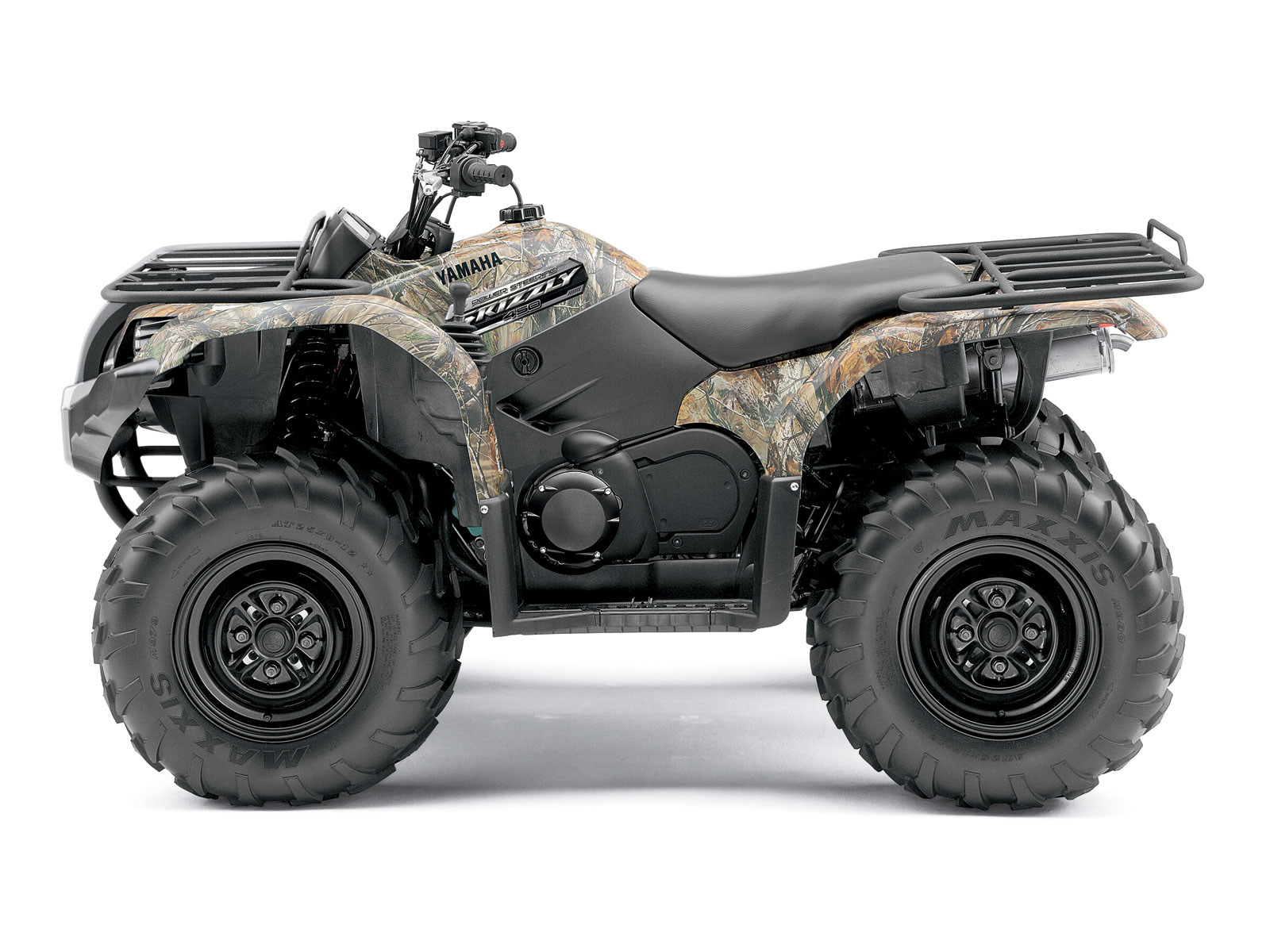 2012 Yamaha Grizzly 450 Auto 4x4 EPS ATV pictures