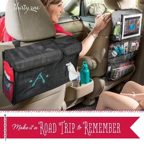 Get Organized with Thirty One
