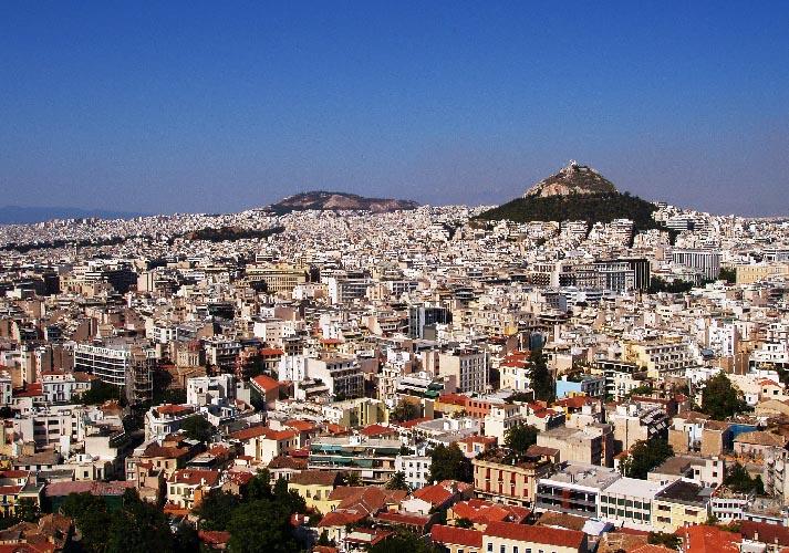 Atena - Capitala Greciei