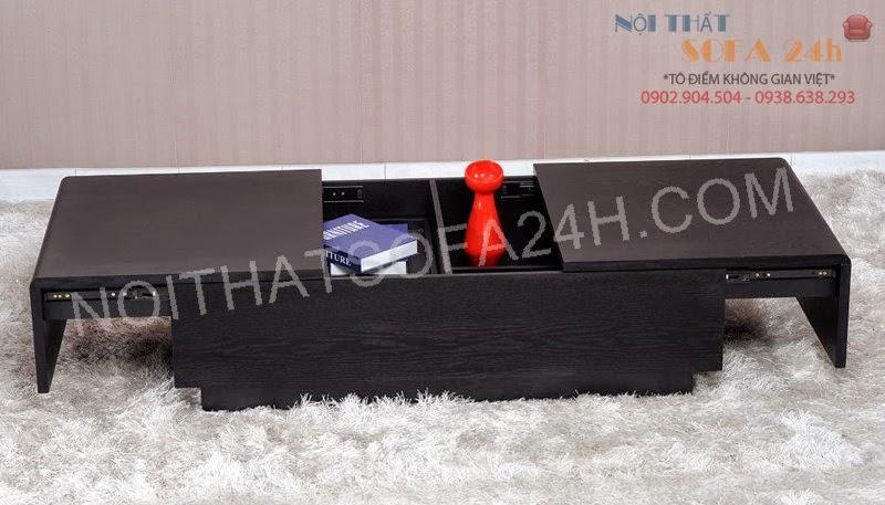 Bàn sofa gỗ BS099