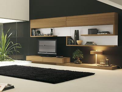 Modern Living Room 5