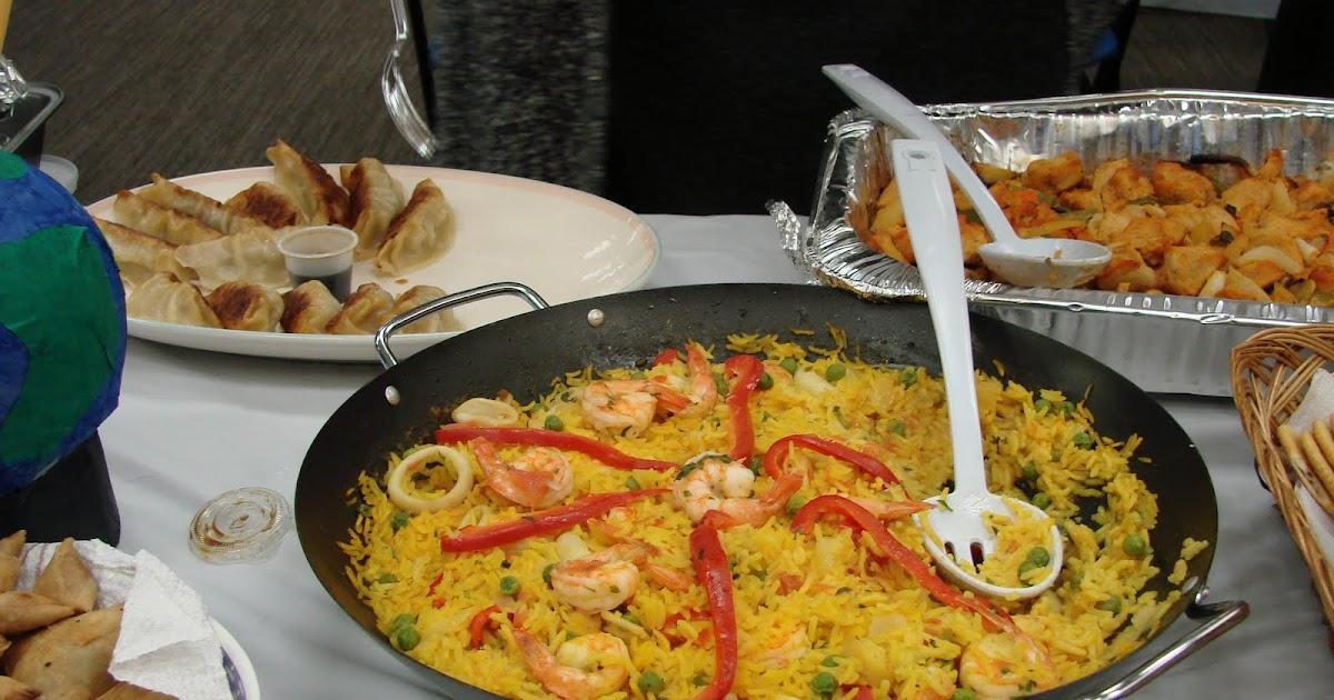 Halal Mama: Seafood Paella