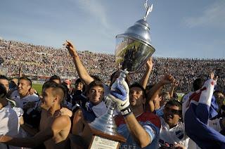Nacional se coronó campeón del fútbol uruguayo 2011