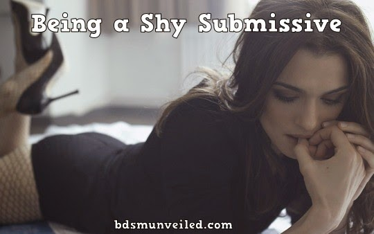 Shy BDSM Submissive