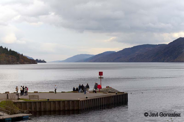 viaje en caravana, Loch Ness, Inverness, Scotland, UK, John o'Groats