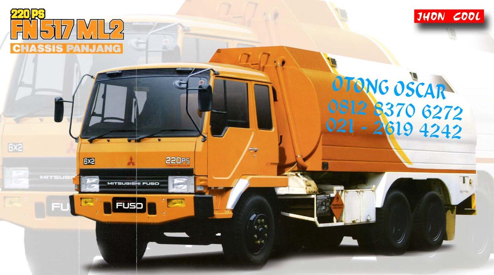 Fuso FM 517 ML 2 220 PS MITSUBISHI CANTER