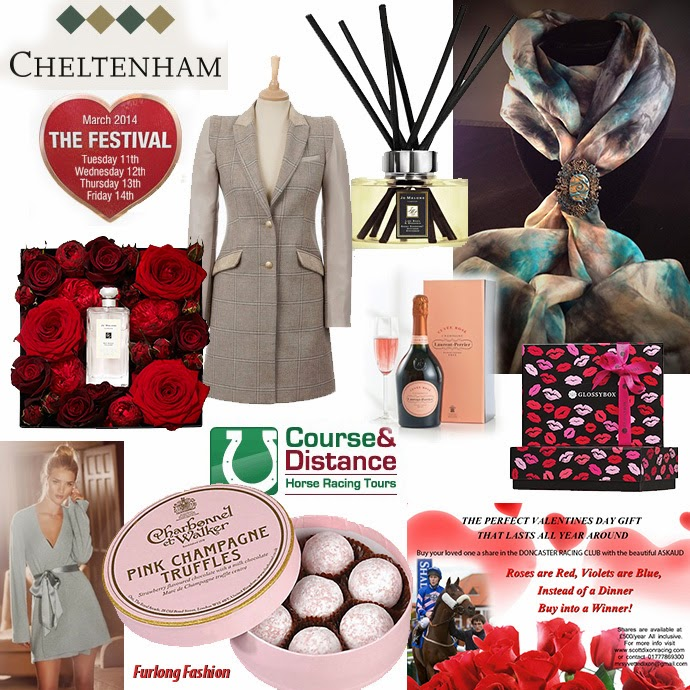 Horse Racing Valentines Day Gift List