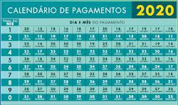 CALENDÁRIO DE PAGAMENTOS DO BOLSA FAMÍLIA EM 2020