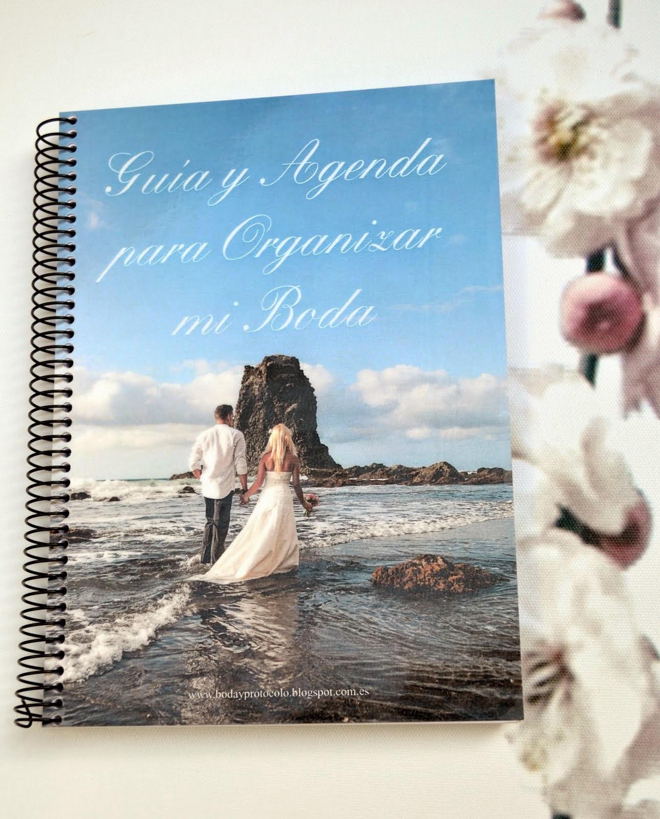 Guía y Agenda para Organizar mi boda