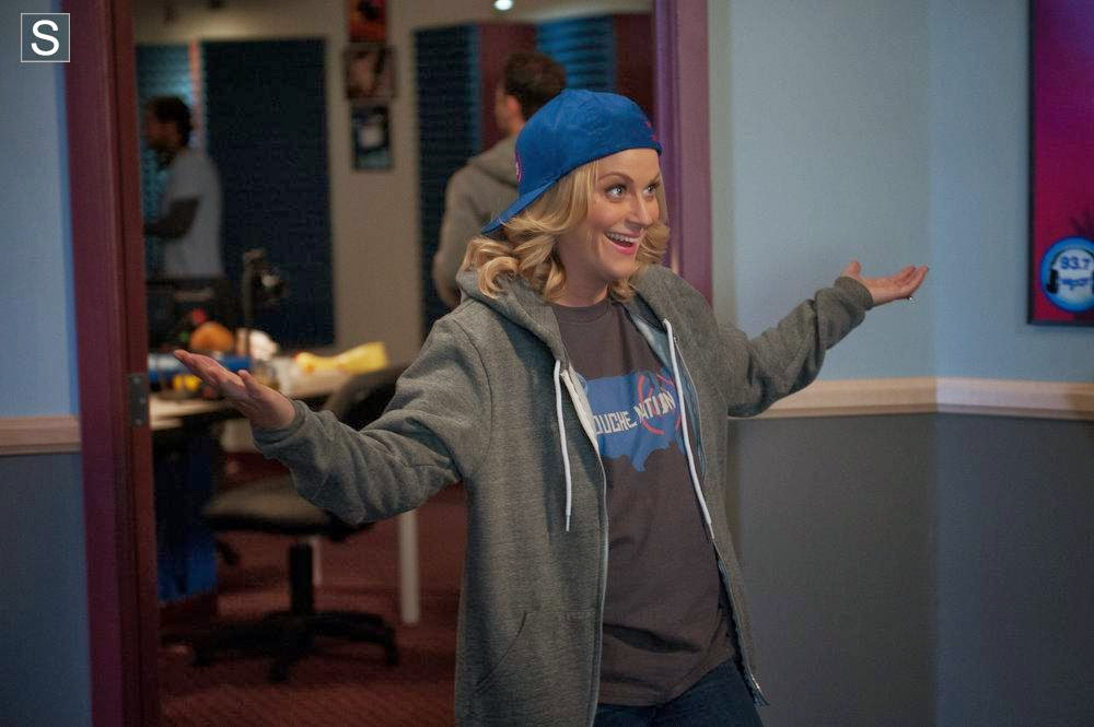 Parks and Recreation - Episode 6.16 - New Slogan - Review