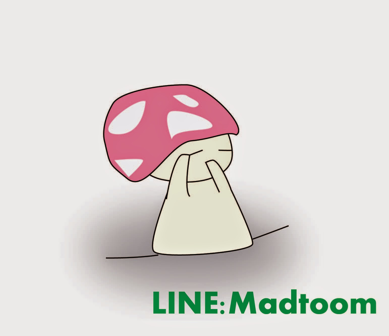 Madtoom Gift Line Stickers