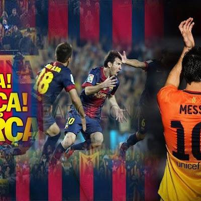 Barcelona vs Celta