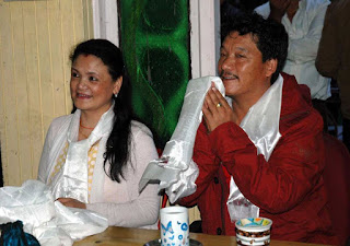 Bimal Gurung  Asha Gurung