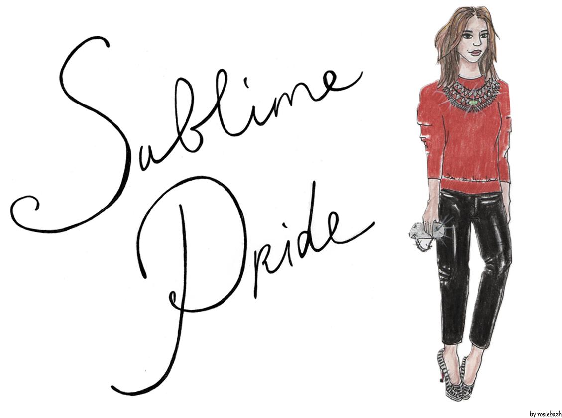 Sublime Pride