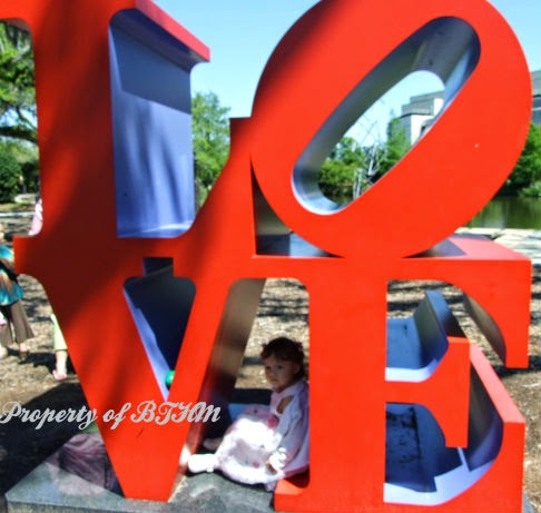 noma love statue