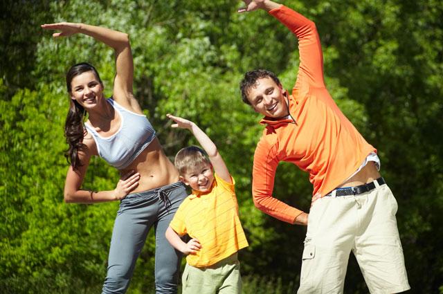 Mnafaat Olahraga Untuk Kesehatan Anak