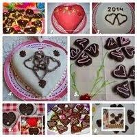 Valentin napi édességeim linkjei!