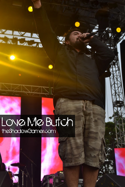 Love Me Butch's lead singer