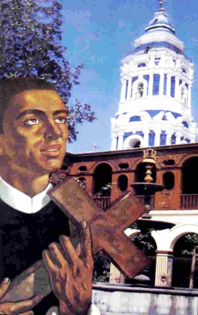 San Martín de Porres nuestro mulato milagroso