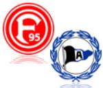 Fortuna Düsseldorf - Arminia Bielefeld