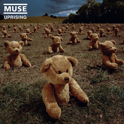 Rest In Peace, Storm Thorgerson: Muse - Uprising
