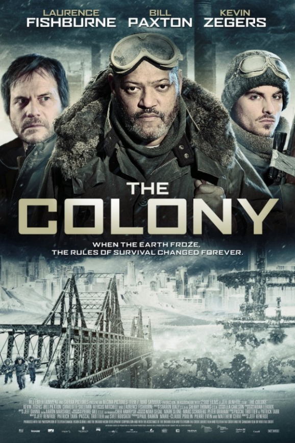 The Colony 2013 Hindi Dual Audio 720p BluRay