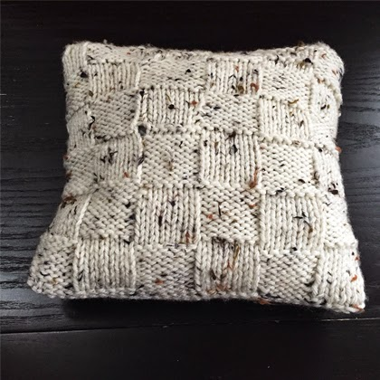 Charming Rustic Cushion Cover