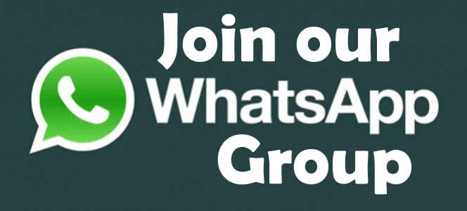 Join our Whatsapp Group Now